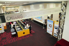 Chiang Chen Information Commons (IC)